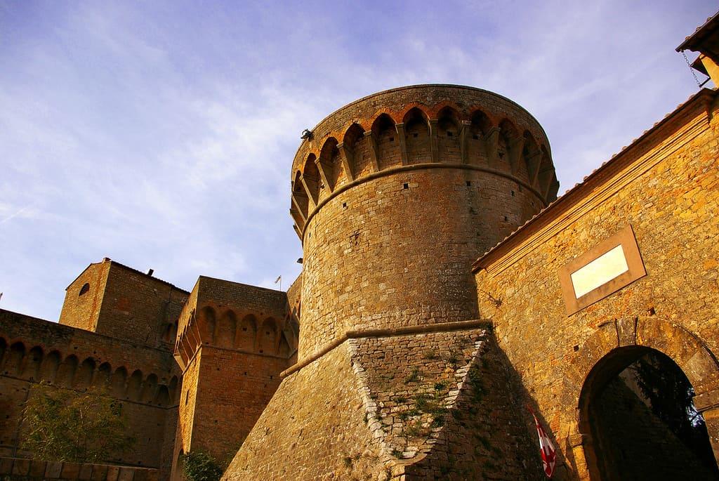 Fortezza Medicea a Volterra