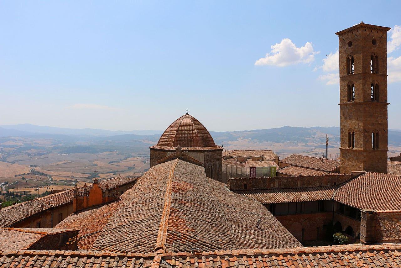 Veduta dal Palazzo dei Priori